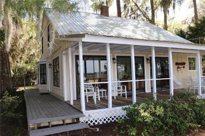 Townsend Single Family Home For Sale: 1077 Head Lane NE Lane