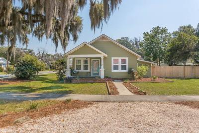 Darien Single Family Home For Sale: 306 Jackson Street
