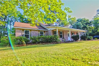 Townsend Single Family Home For Sale: 1198 Live Oak Drive SW