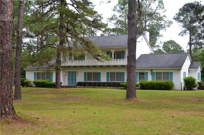 Waycross Single Family Home For Sale: 1618 Windsor Drive