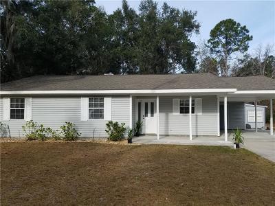 Darien Single Family Home For Sale: 1648 Meadow Lane