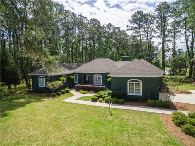 Brunswick GA Single Family Home For Sale: $499,000