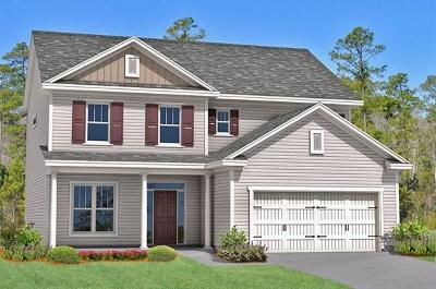 Brunswick Single Family Home For Sale: 1104 Autumn's Wood Circle