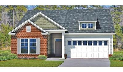 Brunswick Single Family Home For Sale: 1122 Autumn's Wood Circle