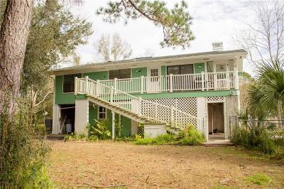 Brunswick Single Family Home For Sale: 264 Anguilla Drive
