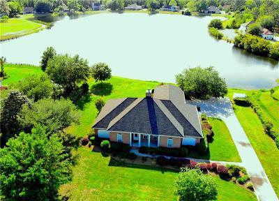 Brunswick Single Family Home For Sale: 126 Chinquapin Drive