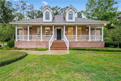Brunswick Single Family Home For Sale: 193 Harbor Pointe Drive