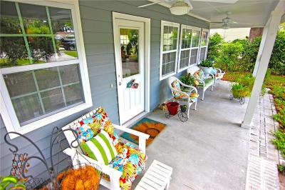 Darien Single Family Home For Sale: 506 Ft. King George Drive
