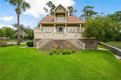 St. Marys GA Single Family Home For Sale: $775,000