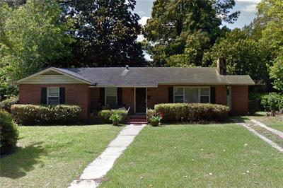 Brunswick Single Family Home For Sale: 2844 Sherwood Drive