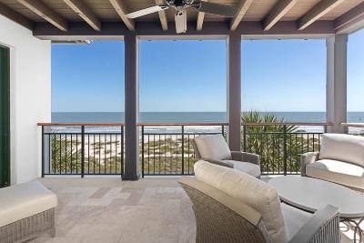 Single Family Home For Sale: 200 Beach Club Lane