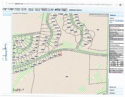 Residential Lots & Land For Sale: 3520 Brookhollow Parkway