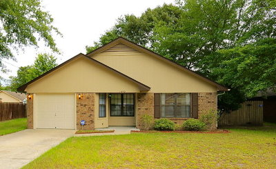 Hinesville Single Family Home For Sale: 1552 Pendleton Drive