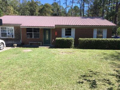 Jesup Single Family Home For Sale: 139 Berkley Drive