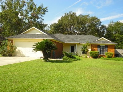Hinesville GA Single Family Home For Sale: $115,900