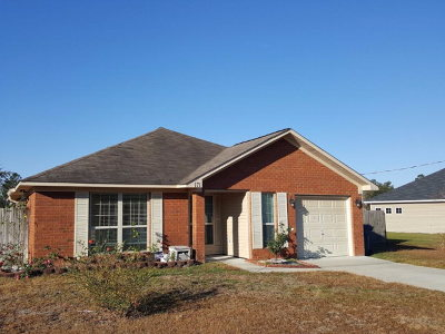 Ludowici GA Single Family Home For Sale: $124,900