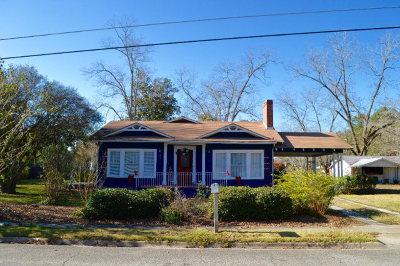 Glennville Single Family Home For Sale: 210 Gross Street