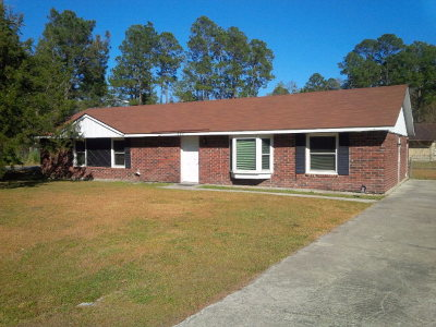 Hinesville Single Family Home For Sale: 902 Copeland Drive