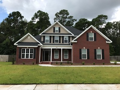 Hinesville Single Family Home For Sale: 119 Ali Avenue