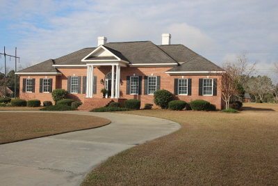 Glennville GA Single Family Home For Sale: $339,900