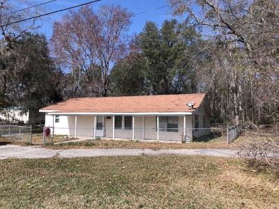 hinesville Single Family Home For Sale: 1413 E.g. Miles Parkway