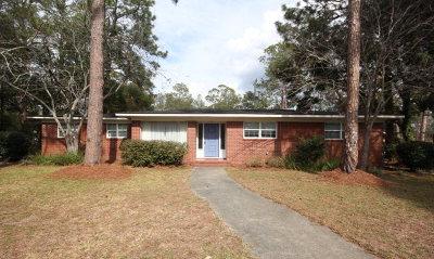 Jesup Single Family Home For Sale: 136 West Magnolia Street