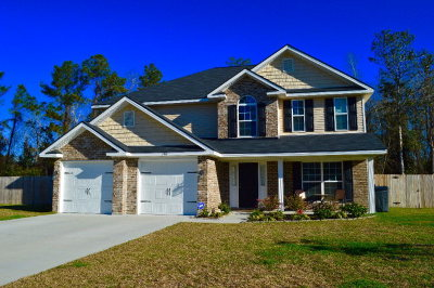 hinesville Single Family Home For Sale: 146 Nashview Trail