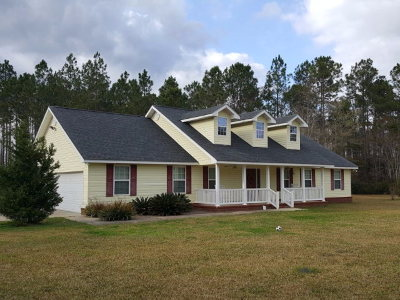 Ludowici GA Single Family Home For Sale: $220,000