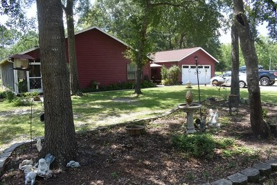Hinesville Single Family Home For Sale: 412 Worth Groover Road
