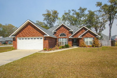 Hickory Hill Single Family Home For Sale: 12 Archibald Way