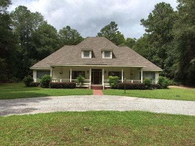 Hinesville GA Single Family Home For Sale: $289,900