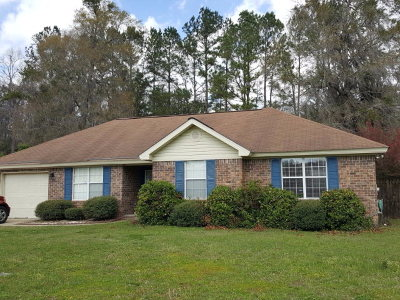 Hinesville GA Single Family Home For Sale: $154,900