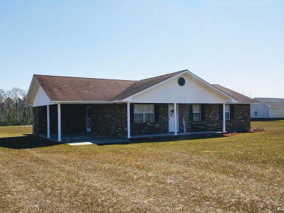 Glennville GA Single Family Home For Sale: $122,500