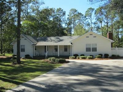 Jesup Single Family Home For Sale: 265 Mahan Street