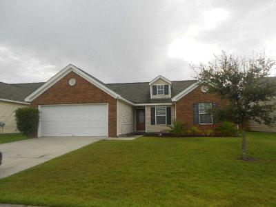 SAVANNAH Single Family Home For Sale: 195 Cherry Laural Lane