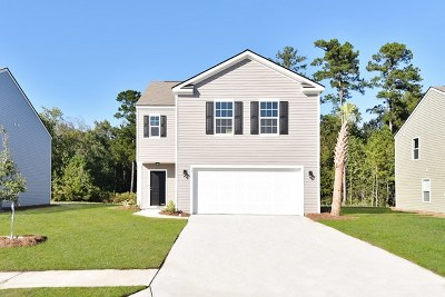 Savannah Single Family Home For Sale: 8 Gardenia Drive