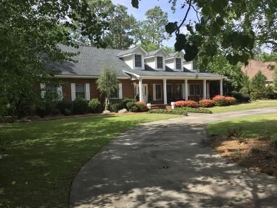Jesup Single Family Home For Sale: 53 Pine Forest Drive