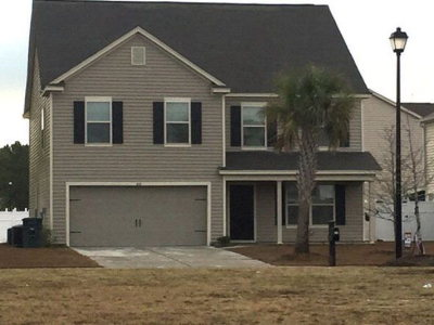 Hinesville Single Family Home For Sale: 416 Valdez Court