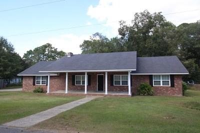 Glennville Single Family Home For Sale: 404 Marietta Street