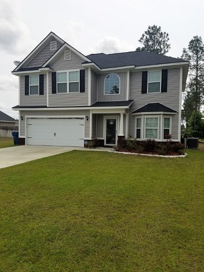 Ludowici GA Single Family Home For Sale: $189,900