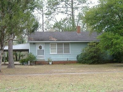 Jesup Single Family Home For Sale: 1201 West Orange Street