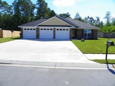 Griffin Park Single Family Home For Sale: 1117 Creekside Circle