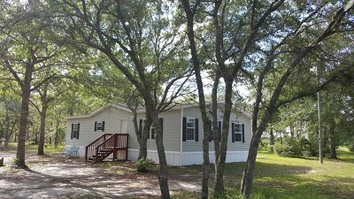 Ludowici GA Single Family Home For Sale: $99,900