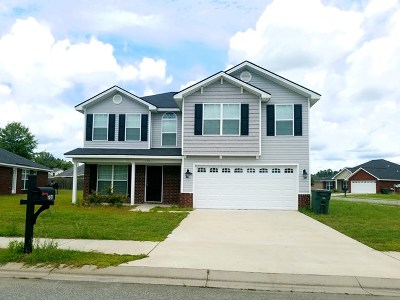 Griffin Park Single Family Home For Sale: 700 Cordele Circle