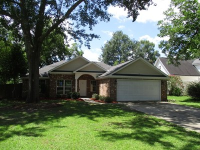 Glennville Single Family Home For Sale: 511 East Mendel Avenue