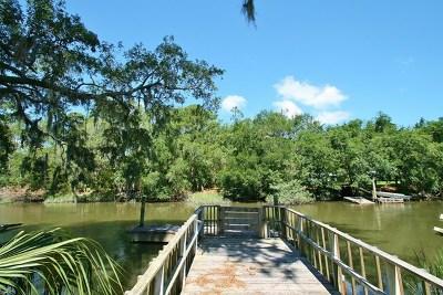 Savannah Single Family Home For Sale: 330 Island Road