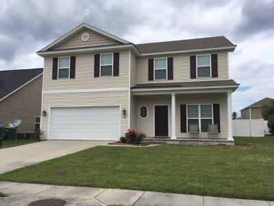 Richmond Hill Single Family Home For Sale: 174 Savannah Lane