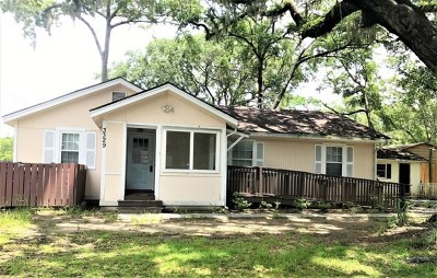 SAVANNAH Single Family Home For Sale: 3329 Hazel Street