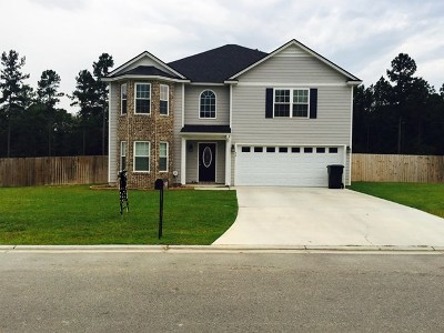 Ludowici Single Family Home For Sale: 94 Long Way