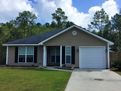 LUDOWICI Single Family Home For Sale: 91 Pine View Drive SE